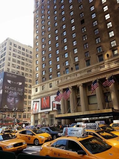 紐約著名的小黃Cab