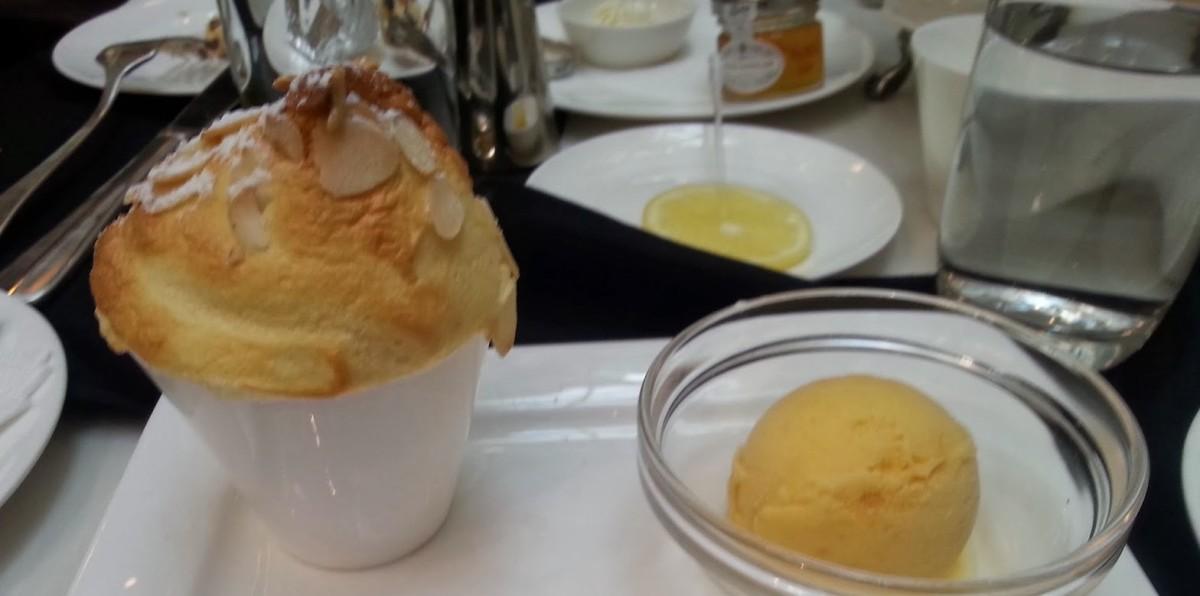 [香港] 鮑魚英式下午茶 @ Cafe Landmark, 中環置地廣場