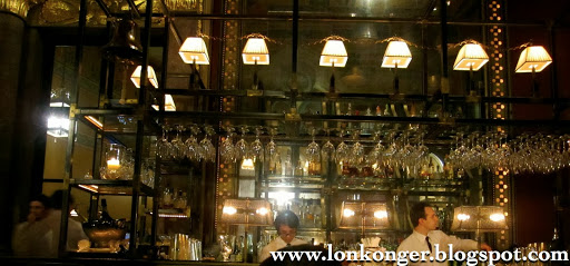 [London] 一見鍾情 Love at First Sight at The Booking Office Bar & Gilbert Scott