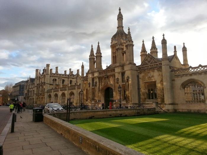 國王學院 (King's College)