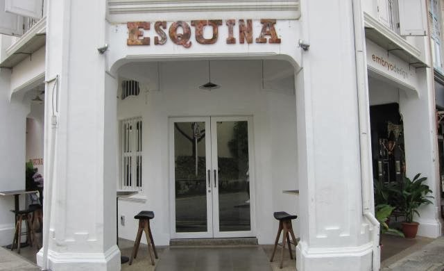Esquina exterior (Source: The Asia City Network)