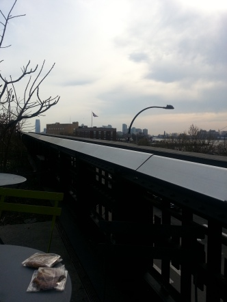 Hudson River,日落景色舉世聞名