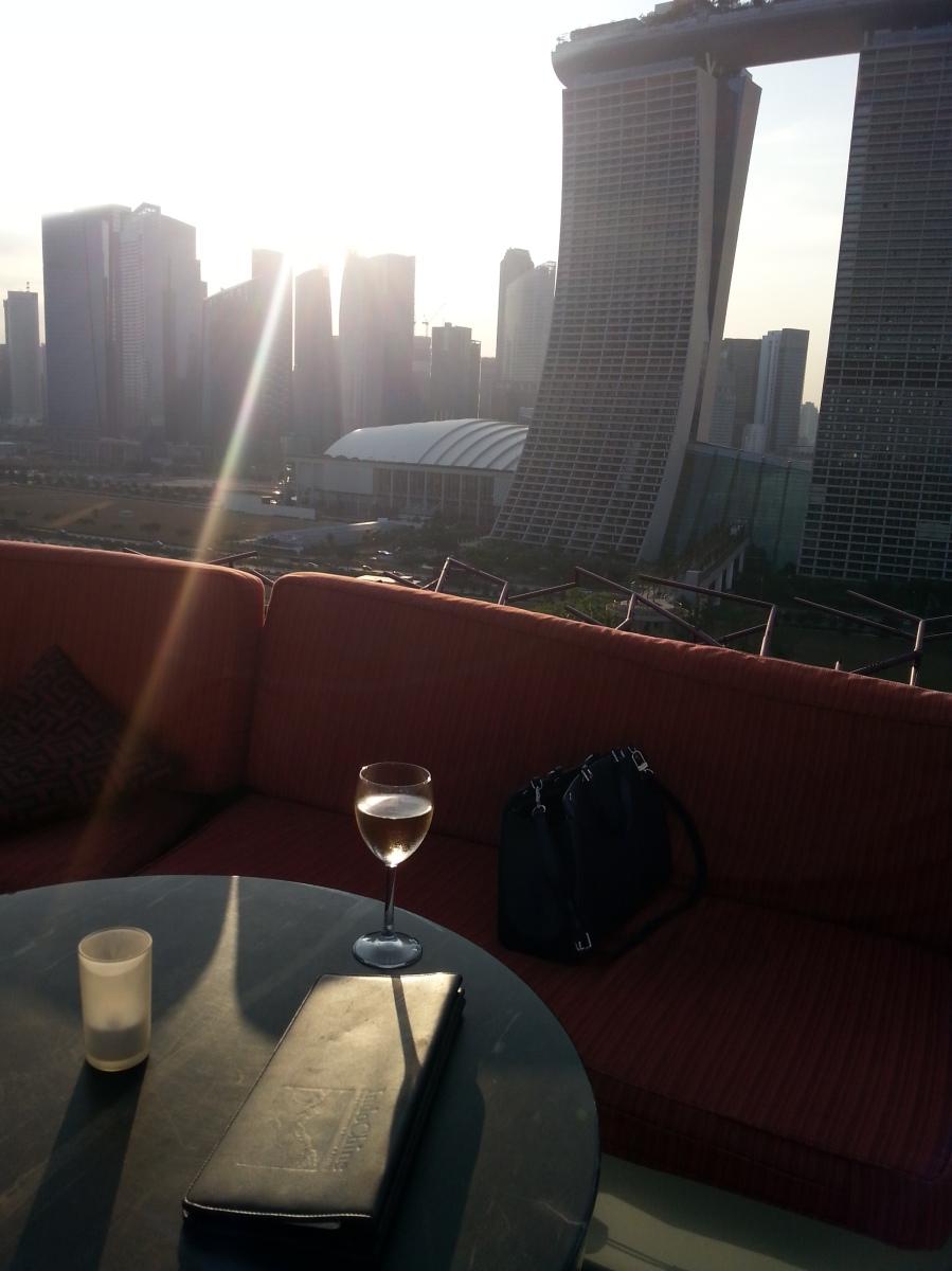 [新加坡] 天台酒吧好去處