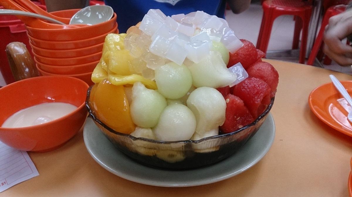 [香港] 食在元朗:泰星,燒賣皇后妙舒,佳記