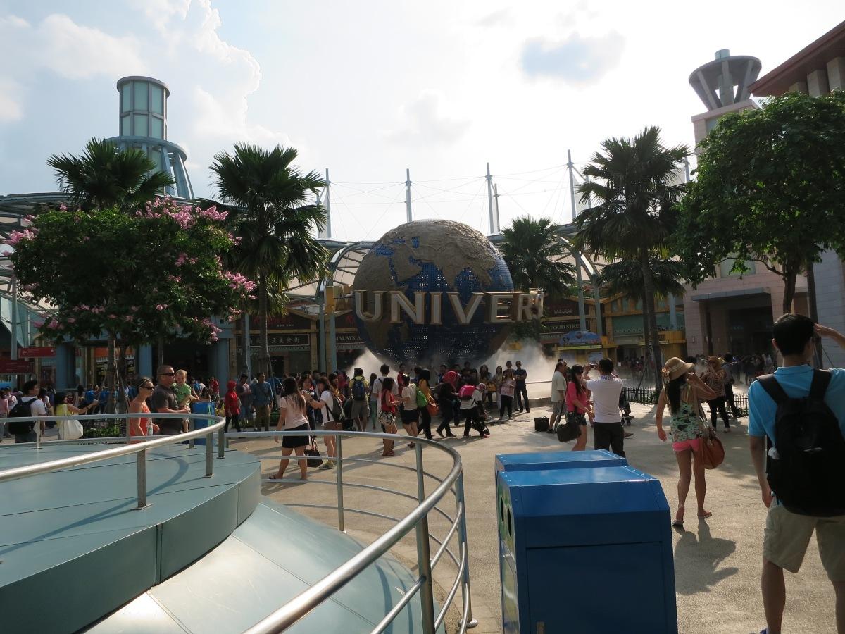 [新加坡] 主題樂園:聖淘沙篇