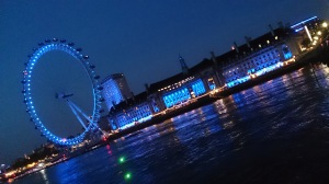 The London Eye at South Bank