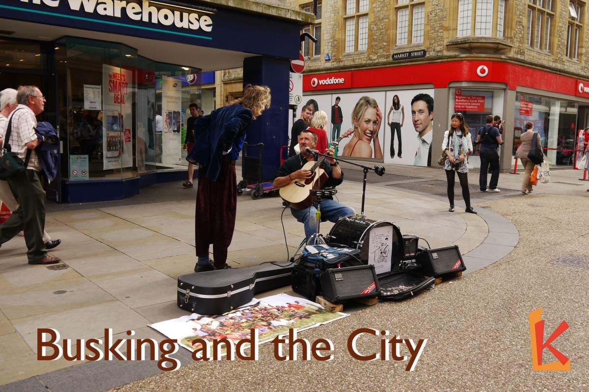 [英國] 街頭表演 Busking and the City