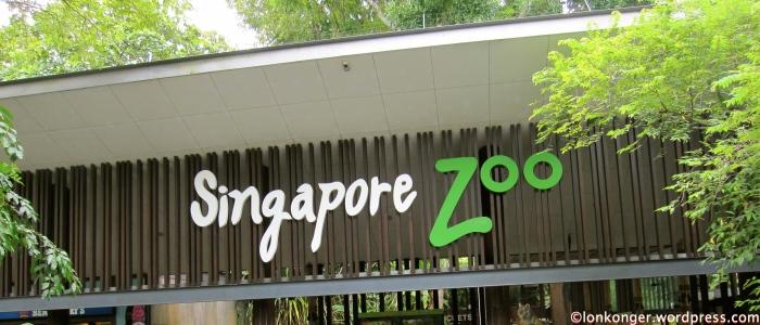 Entrance of Zoo
