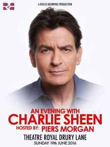 An Evening with Charlie Sheen