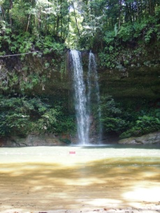 Latak Waterfall