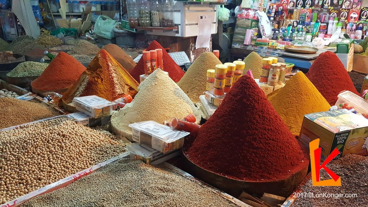 [摩洛哥] 市集購物指南