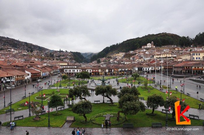 Cuzco (2) (Plaza de Armas)