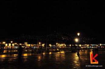 Plaza de Armas.